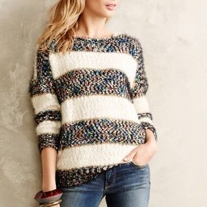 Anthropologie Le Fee Verte Sweater